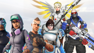 overwatch fortnite